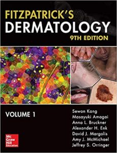 Fitzpatrick's Dermatology 9th edition