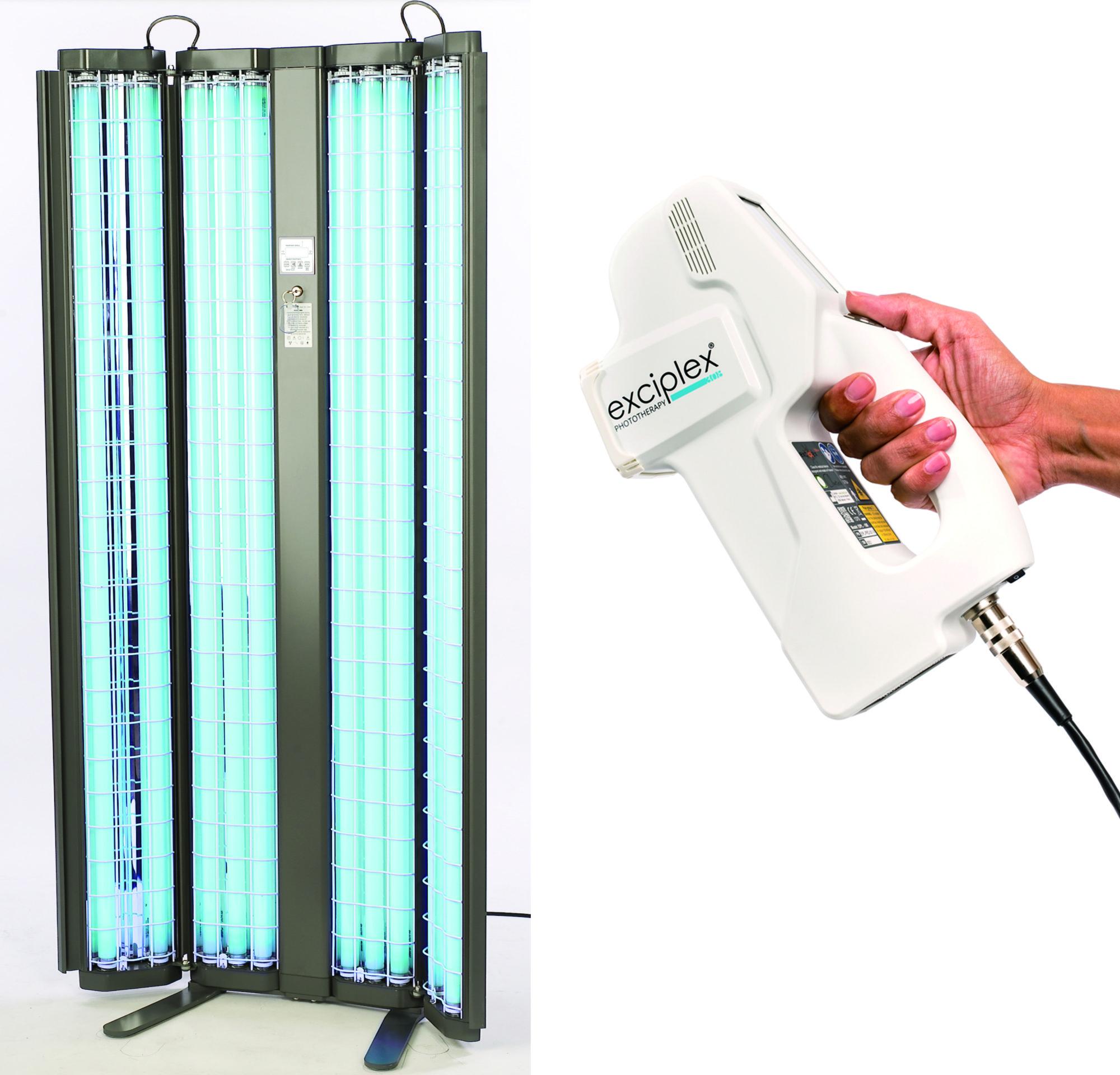 紫外線治療