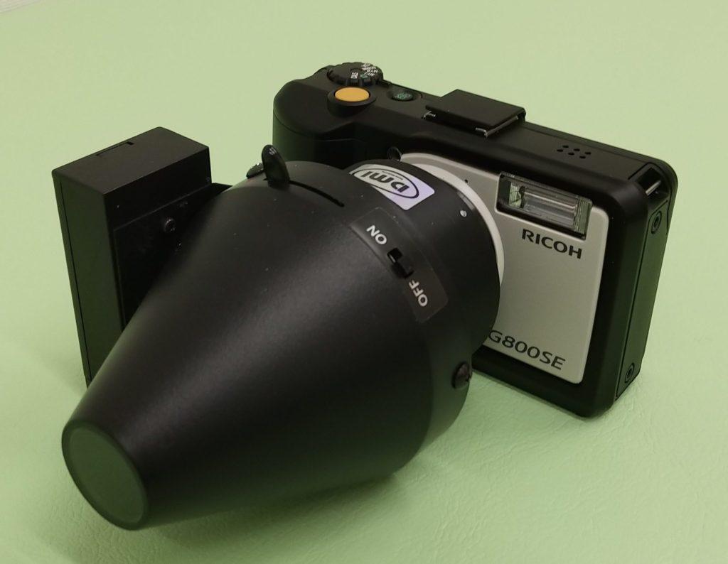 ダーモスコピー用カメラ